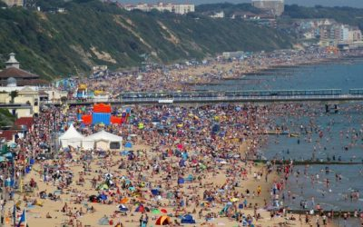 More Than 116,000 People Enjoy Bournemouth's Free WiFi Service