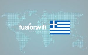 Fusion WiFi team up with Weblime to launch in Greece