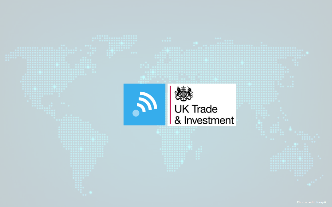 UKTI provide Fusion WiFi international support